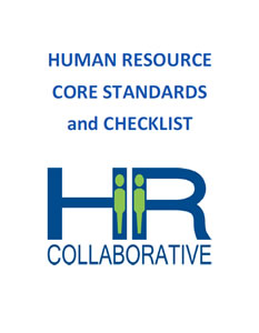 Human Resource Core Standards and Checklist